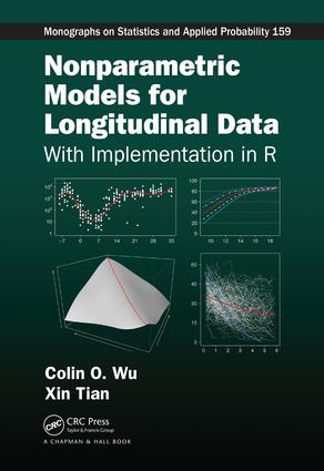 Nonparametric Models for Longitudinal Data: With Implementation in R book cover