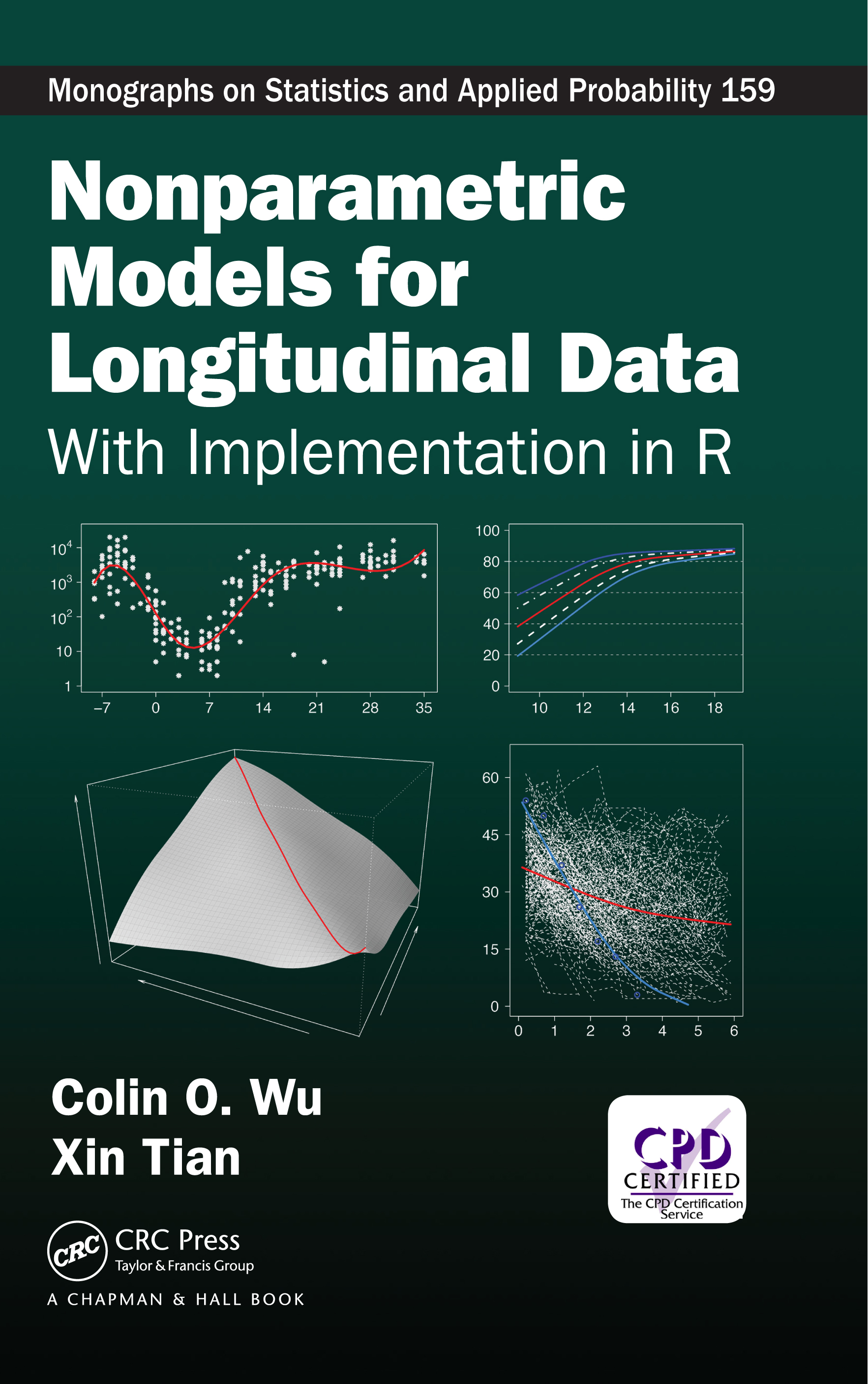 Nonparametric Models for Longitudinal Data