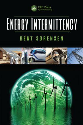 Energy Intermittency: 1st Edition (Hardback) book cover