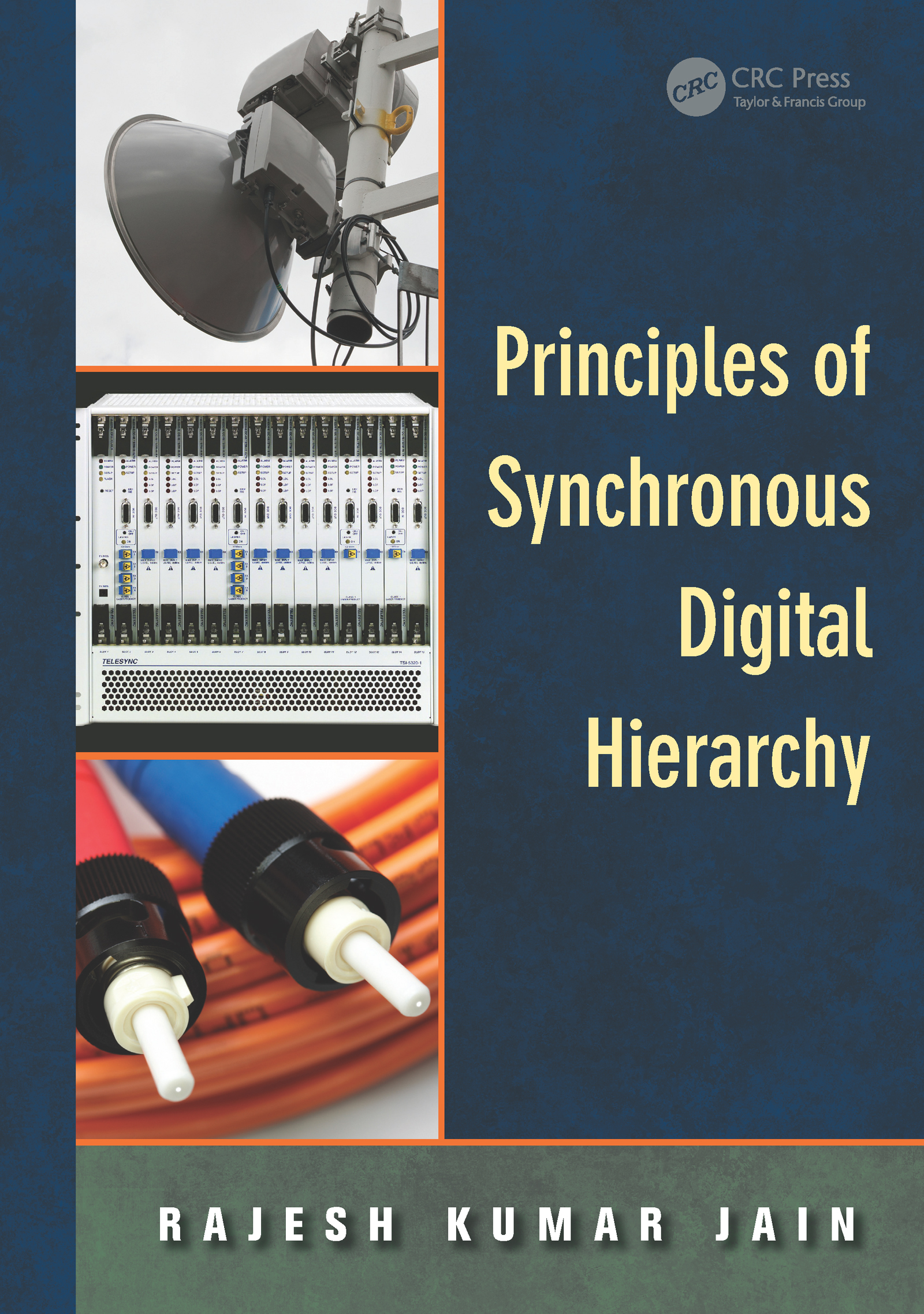 Principles of Synchronous Digital Hierarchy: 1st Edition (Hardback) book cover