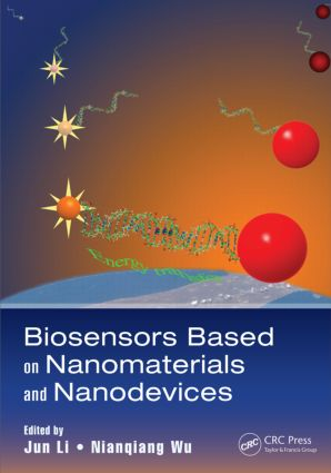 Biosensors Based on Nanomaterials and Nanodevices (Hardback) book cover