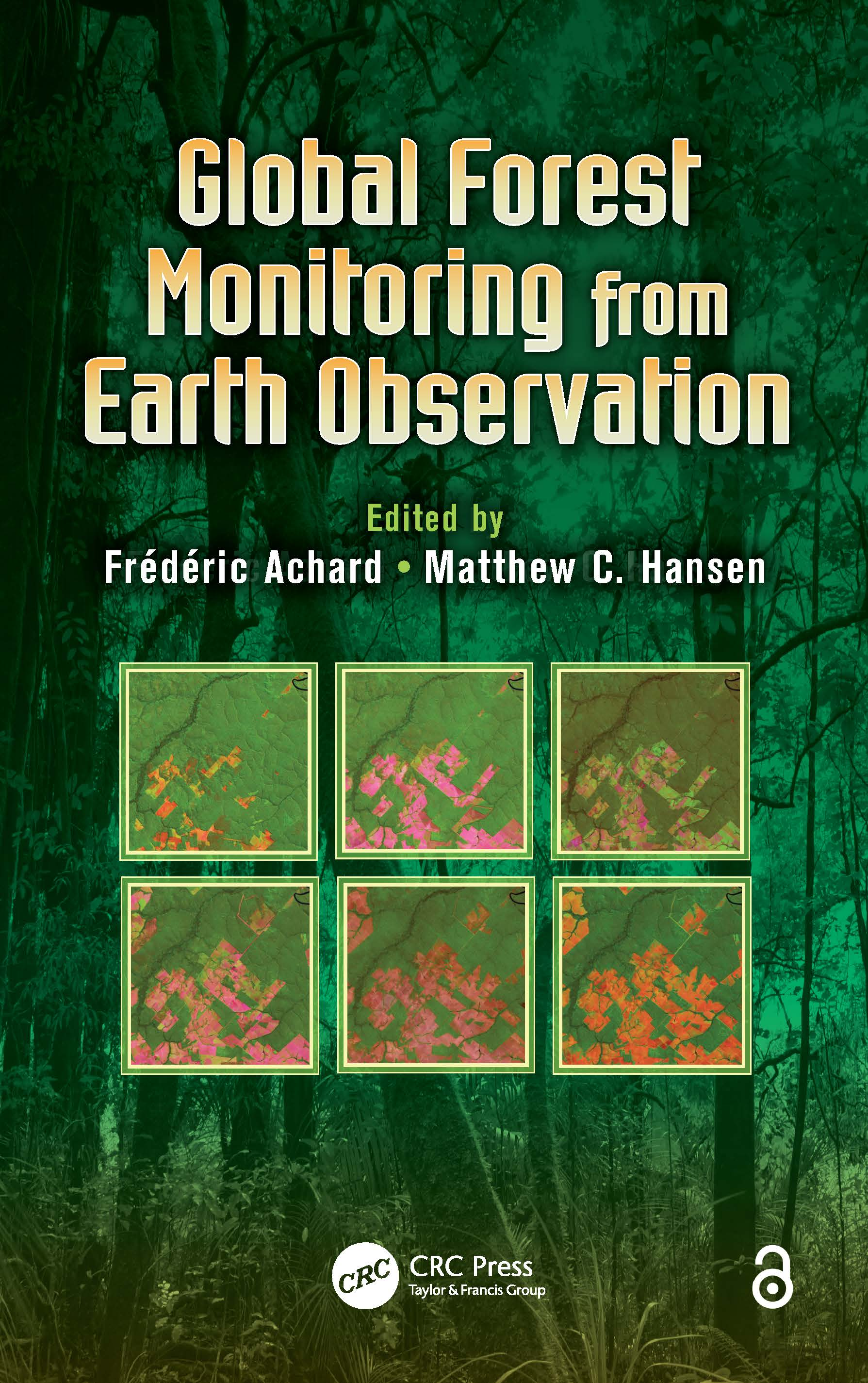 Global Forest Monitoring from Earth Observation: 1st Edition (Hardback) book cover