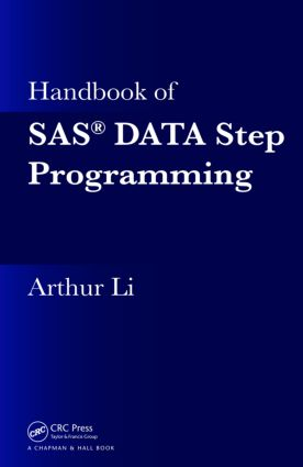 Handbook of SAS® DATA Step Programming (Hardback) book cover