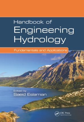 Handbook of Engineering Hydrology: Fundamentals and Applications, 1st Edition (Hardback) book cover