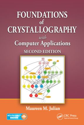 Foundations of Crystallography with Computer Applications: 2nd Edition (Hardback) book cover