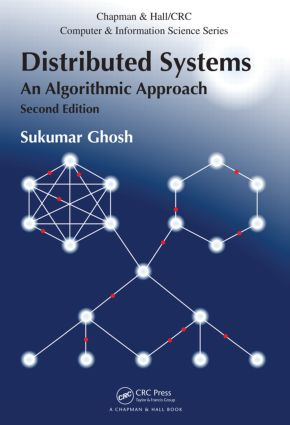 Distributed Systems: An Algorithmic Approach, Second Edition, 2nd Edition (Hardback) book cover