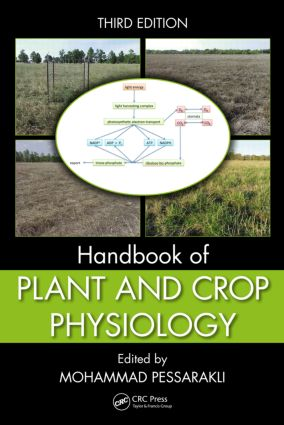 Handbook of Plant and Crop Physiology, Third Edition book cover