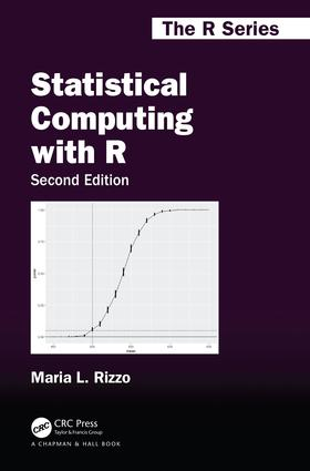 Statistical Computing with R, Second Edition book cover