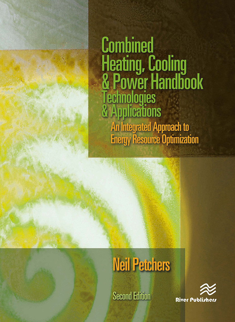 Combined Heating, Cooling & Power Handbook: Technologies & Applications, Second Edition, 2nd Edition (Hardback) book cover