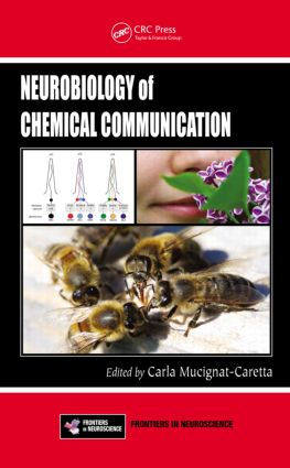 Neurobiology of Chemical Communication: 1st Edition (Hardback) book cover