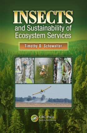 Insects and Sustainability of Ecosystem Services book cover