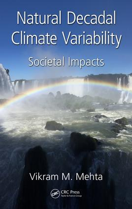 Natural Decadal Climate Variability: Societal Impacts book cover