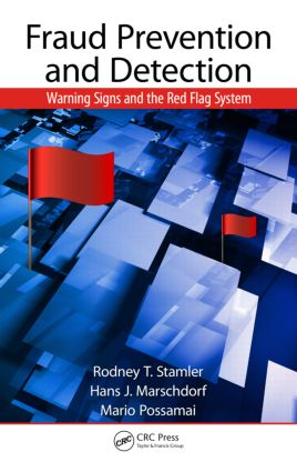 Fraud Prevention and Detection: Warning Signs and the Red Flag System, 1st Edition (Hardback) book cover