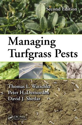 Managing Turfgrass Pests, Second Edition: 2nd Edition (Hardback) book cover