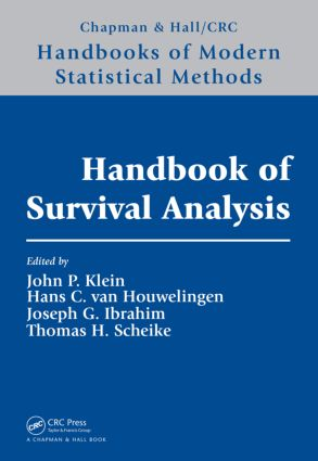 Handbook of Survival Analysis: 1st Edition (Hardback) book cover