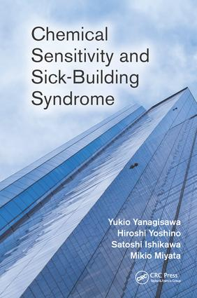 Chemical Sensitivity and Sick-Building Syndrome: 1st Edition (Hardback) book cover