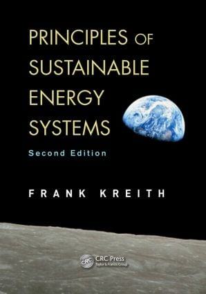 Principles of Sustainable Energy Systems book cover