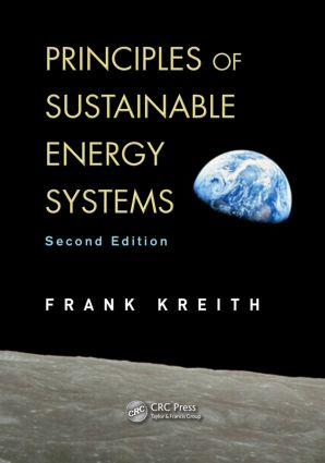 Principles of Sustainable Energy Systems, Second Edition book cover