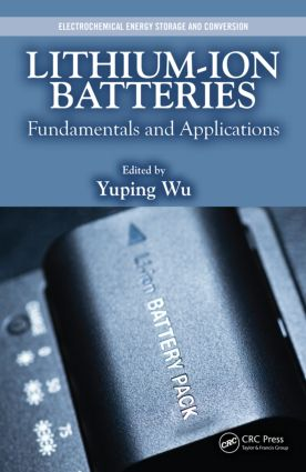 Lithium-Ion Batteries: Fundamentals and Applications book cover
