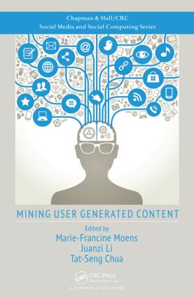 Mining User Generated Content: 1st Edition (Hardback) book cover