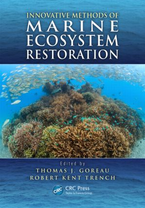 Innovative Methods of Marine Ecosystem Restoration (Hardback) book cover