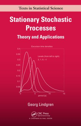 Stationary Stochastic Processes: Theory and Applications (Hardback) book cover