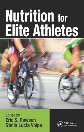 Nutrition for Elite Athletes: 1st Edition (Hardback) book cover