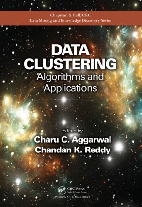 Data Clustering: Algorithms and Applications book cover