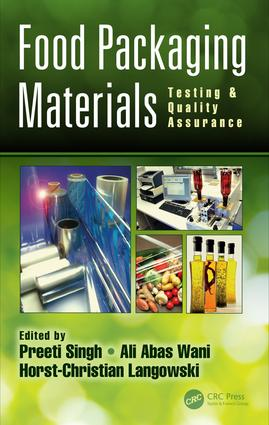 Food Packaging Materials: Testing & Quality Assurance, 1st Edition (Hardback) book cover