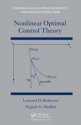 Nonlinear Optimal Control Theory book cover