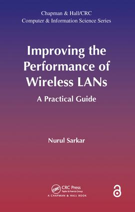 Improving the Performance of Wireless LANs: A Practical Guide book cover