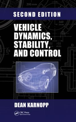 Vehicle Dynamics, Stability, and Control, Second Edition book cover