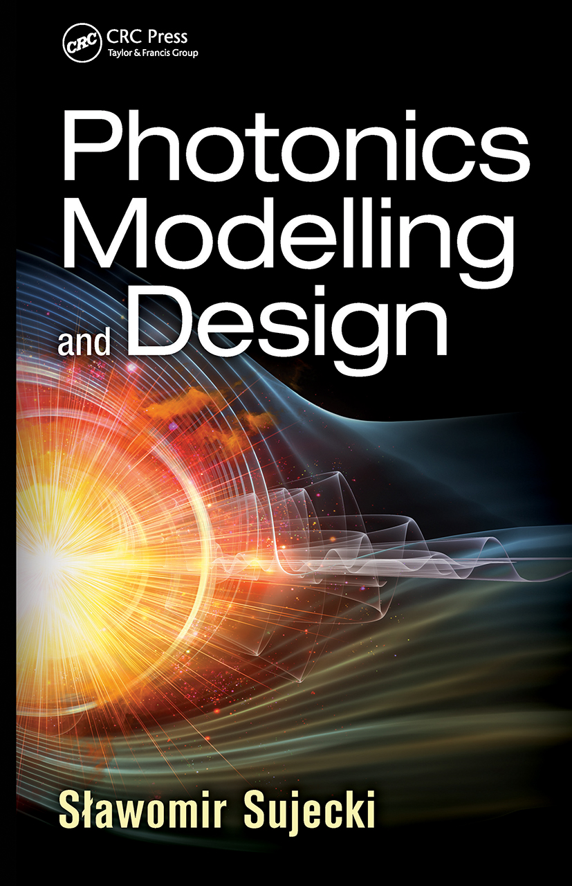 Photonics Modelling and Design book cover