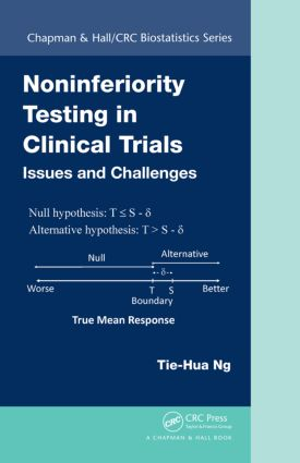 Noninferiority Testing in Clinical Trials: Issues and Challenges, 1st Edition (Hardback) book cover