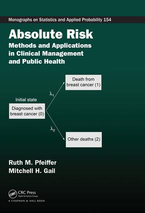 Absolute Risk: Methods and Applications in Clinical Management and Public Health book cover
