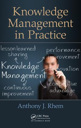Knowledge Management in Practice (Hardback) book cover
