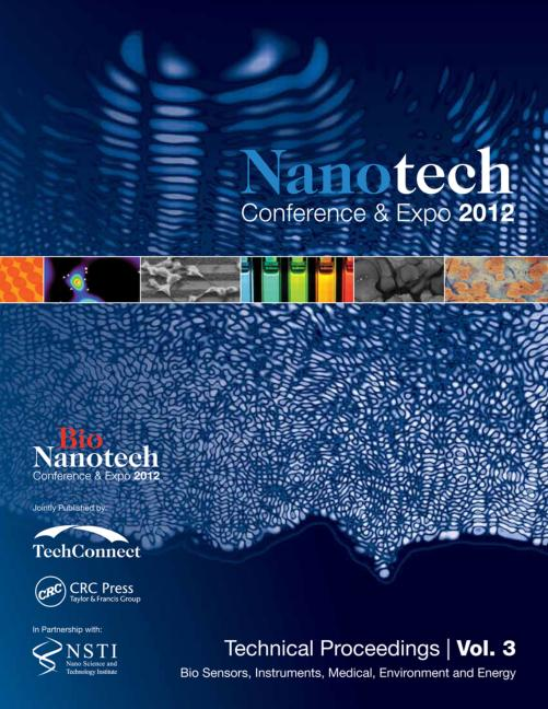 Nanotechnology 2012: Bio Sensors, Instruments, Medical, Environment and Energy: Technical Proceedings of the 2012 NSTI Nanotechnology Conference and Expo (Volume 3 ), 1st Edition (Paperback) book cover