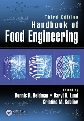 Handbook of Food Engineering: 3rd Edition (e-Book) book cover