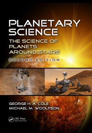 Planetary Science: The Science of Planets around Stars, Second Edition, 2nd Edition (Paperback) book cover