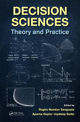 Decision Sciences: Theory and Practice, 1st Edition (Hardback) book cover