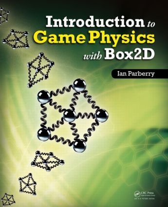 Introduction to Game Physics with Box2D: 1st Edition (Paperback) book cover