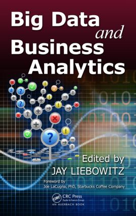 Big Data and Business Analytics: 1st Edition (Hardback) book cover