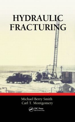 Hydraulic Fracturing: 1st Edition (Hardback) book cover