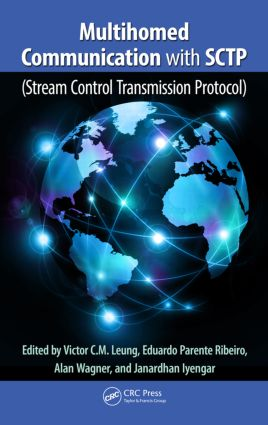Multihomed Communication with SCTP (Stream Control Transmission Protocol) (Hardback) book cover