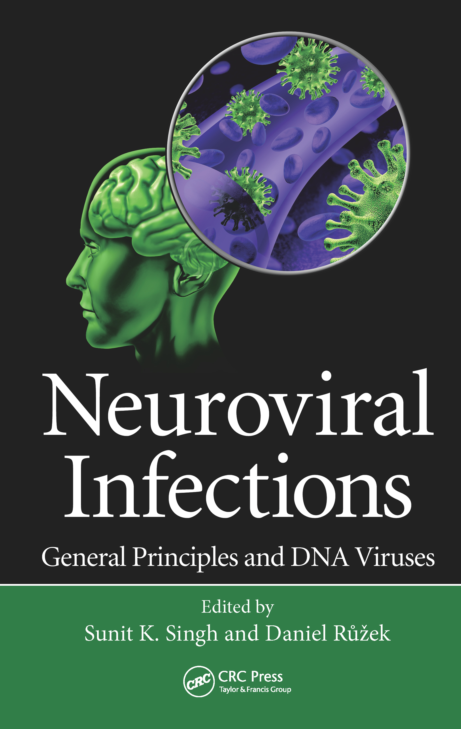 Neuroviral Infections: General Principles and DNA Viruses (Hardback) book cover