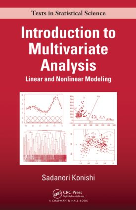 Introduction to Multivariate Analysis: Linear and Nonlinear Modeling, 1st Edition (Hardback) book cover
