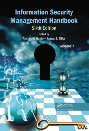 Information Security Management Handbook, Volume 7: 6th Edition (Hardback) book cover