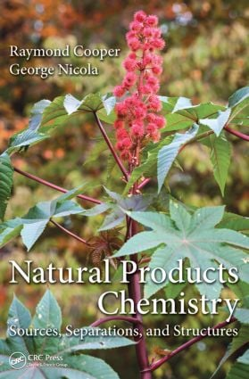 Natural Products Chemistry: Sources, Separations and Structures (Paperback) book cover