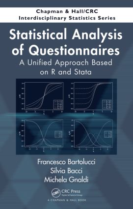 Statistical Analysis of Questionnaires: A Unified Approach Based on R and Stata (Hardback) book cover