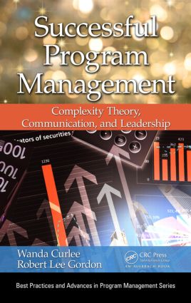 Successful Program Management: Complexity Theory, Communication, and Leadership (Hardback) book cover